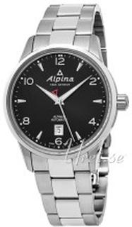 Alpina AL-525B4E6B Alpiner Sort/Stål Ø41.5 mm