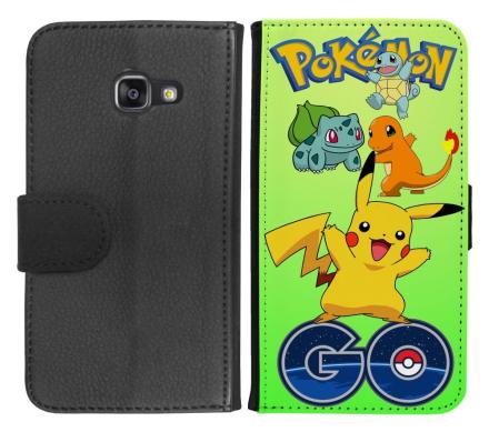 Samsung Galaxy A5 7 (2017) Plånboksfodral Pokemon Go - CDON.COM