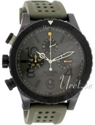 Nixon A2781089-00 The 48-20 Chrono P Grön/Plast Ø4