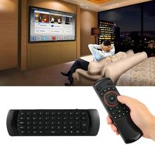 Air Mouse 2.4GHz Trådlöst tangentbord 3D Gyroscope