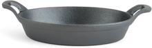 Senso Kitchen Ugnsform Gjutjärn Oval 20x15 cm