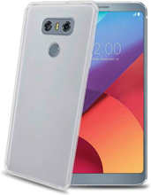 Celly Gelskin TPU Cover LG G6 Tr