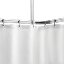 Sealskin Duschdraperistång easy roll i aluminium 276623005