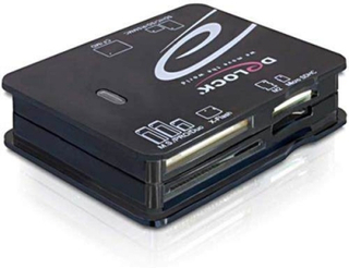 USB 3.0 Minnekortleser SD / SDHC / MicroSD / CF mm