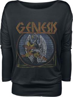 Genesis - Bird - Långärmad tröja - svart