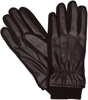 Typen Shaper hansker menns hansker skinn vinter hansker brun 3361
