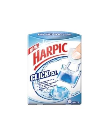 Harpic Click Gel Marine 1 stk