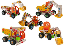 Constructor 5in1 175 pcs