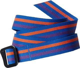 Patagonia Friction Belt fitzroy belt stripe: andes blue unisize 2019 Belter