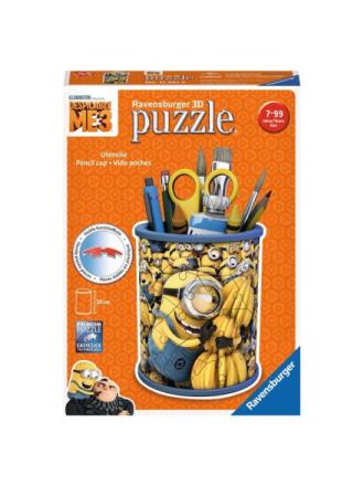 3D Puzzle Despicable Me 3 - Pencil 3D Palapeli