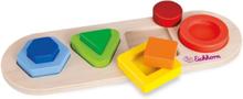 3D puzzle shapes 9dlg.