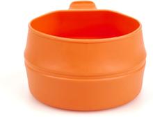 Wildo Fold-A-Cup Serveringsutrustning Orange OneSize