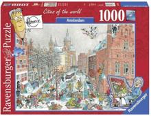 Meeroux Amsterdam in Winter 1000st.