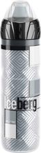 Elite Iceberg Thermo Bottle Drikkeflaske 650ml grey 2020 Vannflasker