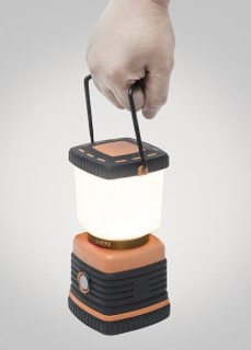 Ledsavers Campinglampe 1000 lm