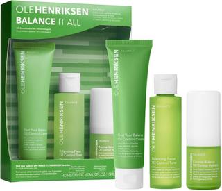Ole Henriksen Balance It All Oil Control And PoreRefining Set