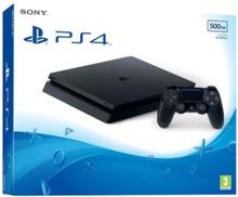 PlayStation 4 Slim Black - 500GB