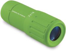 Brunton Echo Pocket Scope 7x18 Kikare Grön
