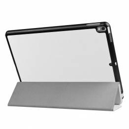 """iPad Pro 10,5"""" cover med bagside og smartcover Hvid"""