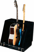 Fender Guitar Case Stand For 3 Guitars (Black)