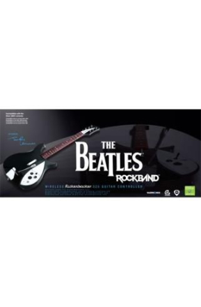 Rock Band: The Beatles Rickenbacker 325 Standalone Guitar /Xbox 360