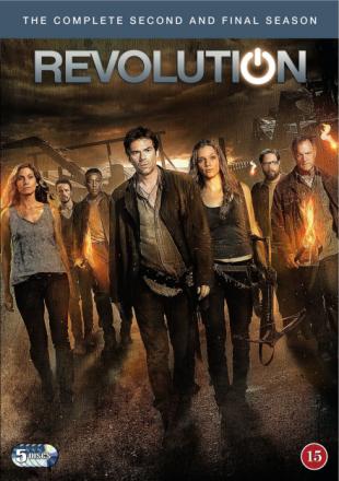 Revolution: Season 2 - The Final Season - DVD