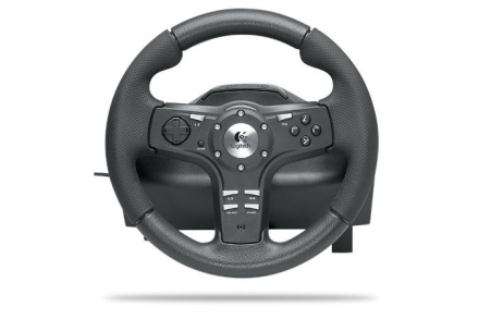 Logitech Wheel Driving Force EX for PS3 and PS2 /PlayStation 3