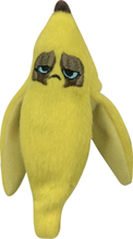 Kattleksak Grumpy Cat Grumpy Banana Peel
