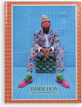 Dokument Press - Dandy Lion - Multi - ONE SIZE