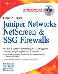 Configuring Juniper Networks NetScreen and SSG Fir
