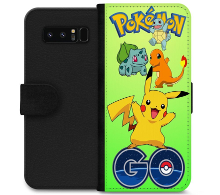 Samsung Galaxy Note 8 Plånboksfodral Pokemon Go - CDON.COM