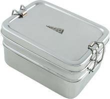 Panna Lunchlåda i rostfritt stål 3-i-1, 1 L