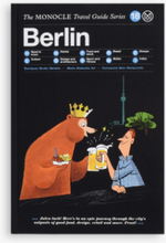 Gestalten Verlag - The Monocle Travel Guide: Berlin - Multi - ONE SIZE