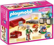 Playmobil Dollhouse - Vardagsrum
