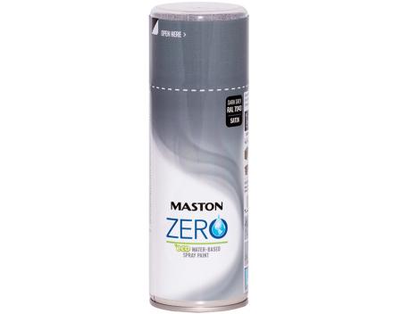 Zero Vattenbaserad Spray - Grå, mörk