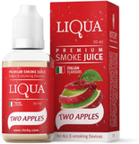 E-juice Two Apples - LiQua 30ml
