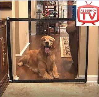 Hundehegn til Trapper, Døråbninger, Gange - Nylon Mesh - 180 x 72 cm