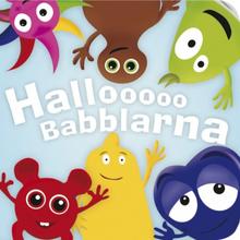 BABBLARNA Hallooo Babblarna - Kartongbok