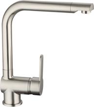SCHÜTTE blandingsbatteri til håndvask RIO rustfrit stål