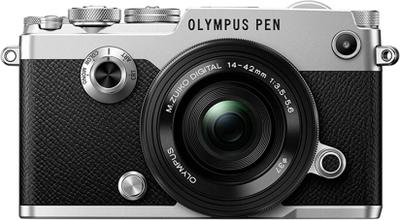 Olympus PEN-F + 14-42/3,5-5,6 Silver, Olympus