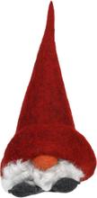 Vättar Sune 25 cm Röd luva