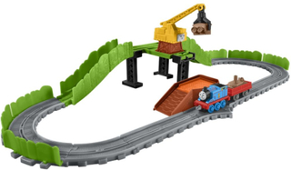 Thomas & Friends Adventures Reg at the Scapyard Tågset FBC58