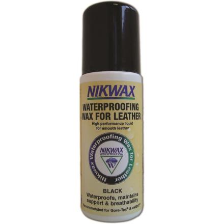 Nikwax Waterproofing Wax for Leather Skovård Brun OneSize
