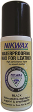 Nikwax Waterproofing Wax for Leather Skovård Svart OneSize