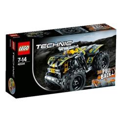 LEGO Technic Firhjulscrosser 42034 - wupti.com
