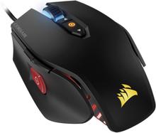Corsair GAMING M65 Pro RGB Gaming Mus - Svart
