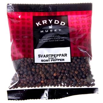 Suurpakkaus Mustapippuri, kokonainen 35gram