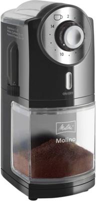 Melitta Kaffekvarn Molino - Svart