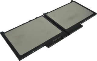 Laptop batteri 451-BBSY til bl.a. Dell Latitude E7270, E7470 - 7080mAh - Original Dell