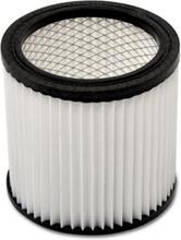 Filter för askdammsugare